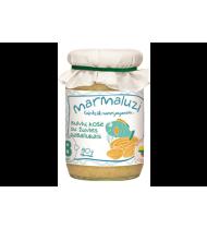 Bulvių piurė MARMALUZI su žuvų gabaliukais (nuo 8 mėn.), 190 g