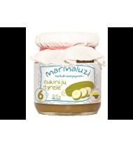 Cukinijų tyrelė MARMALUZI (nuo 6 mėn.), 125 g