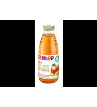 Ekologiškos obuolių ir vynuogių sultys HIPP nuo 4 mėn., 500 ml