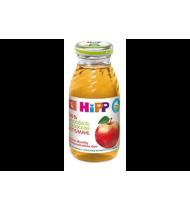 Ekologiškos švelnios obuolių sultys HIPP nuo 4 mėn., 200 ml