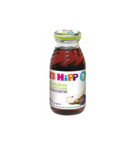 Ekologiškas slyvų nektaras HIPP nuo 4 mėn., 200 ml