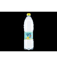 Gazuotas citrinų skonio stalo vanduo RASA LIGHT MINERALS, 1,5 L