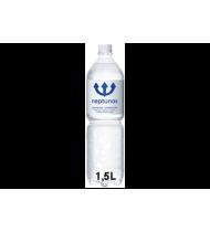 Gazuotas natūralus mineralinis vanduo NEPTŪNAS, 1,5 L