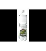 Gazuotas natūralus mineralinis vanduo DARIDA, 1,5 L