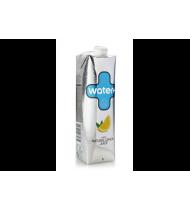 Vanduo WATER+ su natūraliomis citrinų sultimis, 1 l
