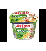 Ekologiška varškytė su vanile MIAU, rieb. 6%, 100 g
